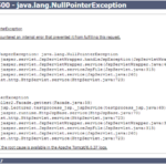 How to Fix Error 500: Java.Lang.NullPointerException in Chrome, Mozilla on Android, Windows
