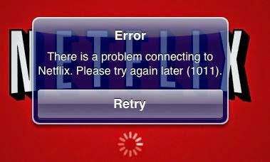 how to fix netflix error 1011 on iphone
